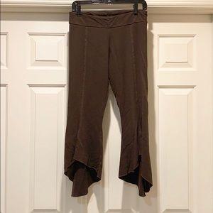 Pants - Crop Yoga Pants